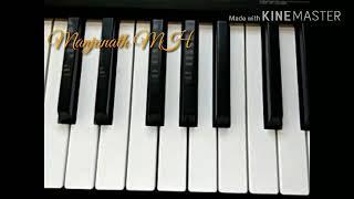 Naav Maneghogodilla - Victory 2 Kannada song piano