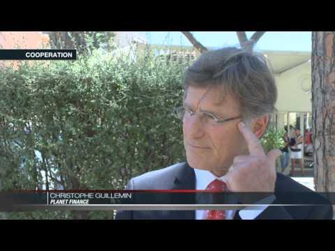 Accord de partenariat entre Monaco et Planet Finance