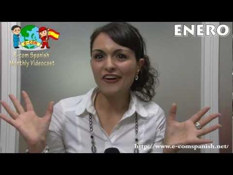 Ecomスペイン語聞き流しリスニング教材1月号