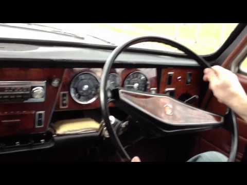 Wolseley Six Automatic Inside Drive