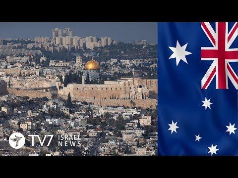 Australia to recognize Jerusalem as capital of Israel - TV7 Israel News  11.12.18