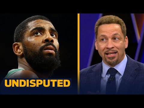Chris Broussard: 'The Celtics can't be great without Kyrie Irving' | NBA | UNDISPUTED