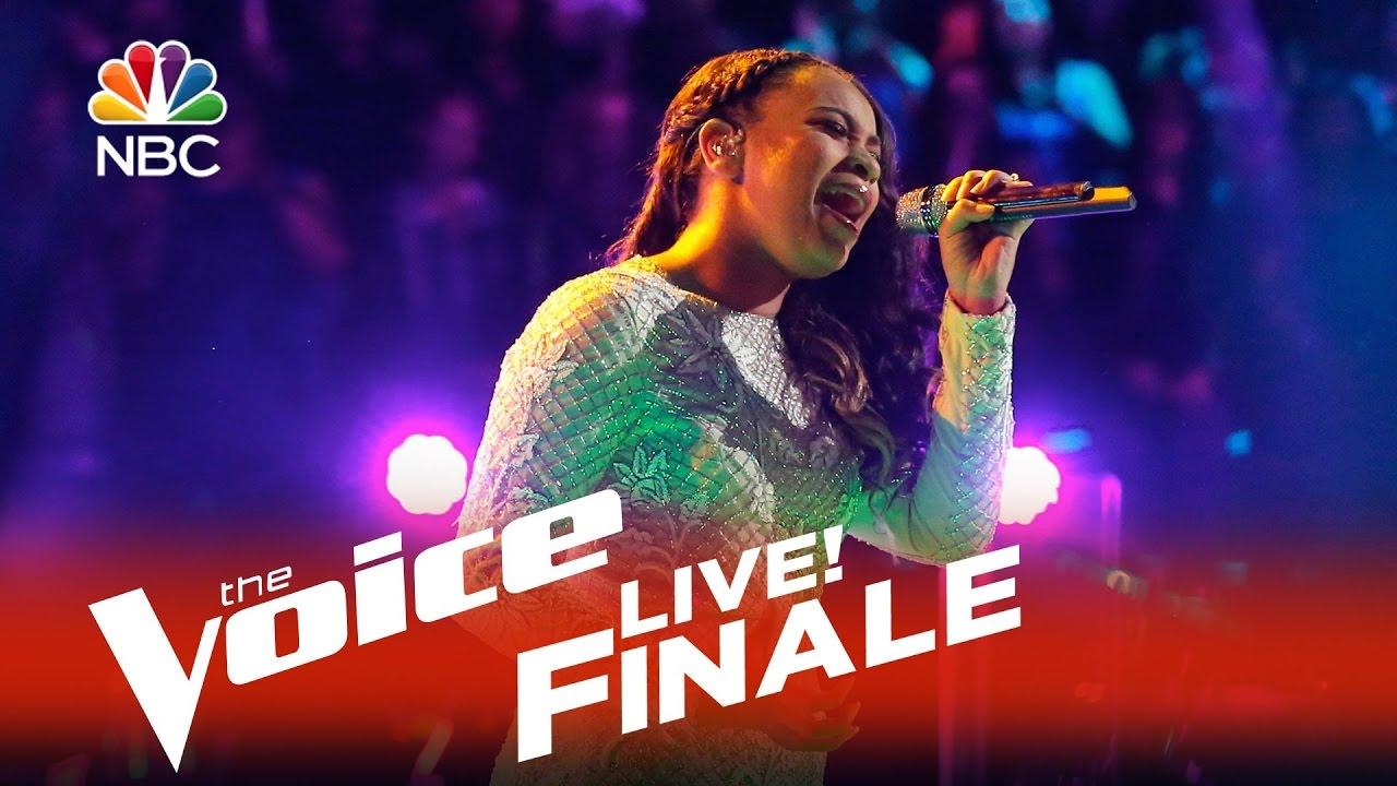 "Download The Voice Live Finale 2015 - Koryn Hawthrone: ""It's A Man's Man's Man's World"""
