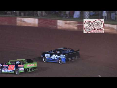 Dixie Speedway 8/15/15 Pony Stock Feature!