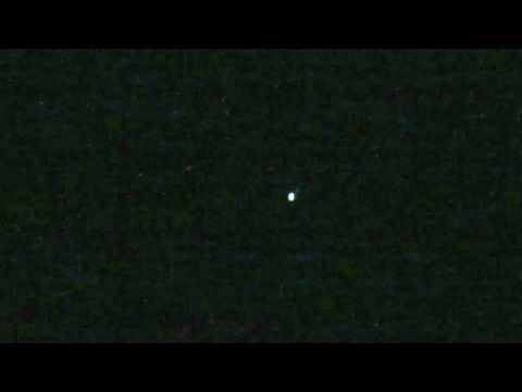 UFO Sights over Antalya TURKEY Nowember 2013 - Antalya Semalarında Ufo Kasım 2013