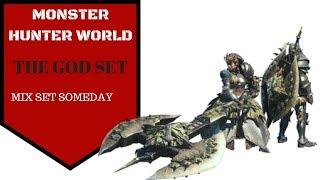 MHW Mix set someday /The god set