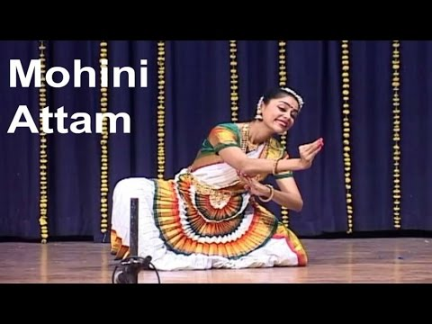 Urvi Vora - Mohiniyattam Dance | Indian Classical Dance Form