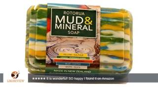 Parrs Products Rotorua Mud and Mineral Soap 100gr/3.52oz | Review/Test