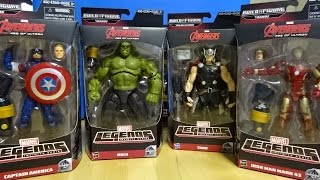 Avengers Age of Ultron Toys