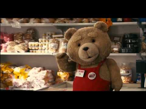 Oso ted en el mercado Videos De Viajes