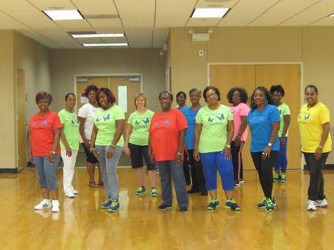 Jamaica Funk line dance - Instructional and dance