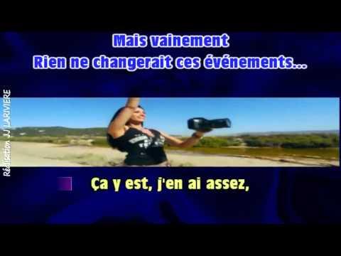 KEEN'V   LA VIE DU BON COTE I G C JJ Karaoké - Paroles
