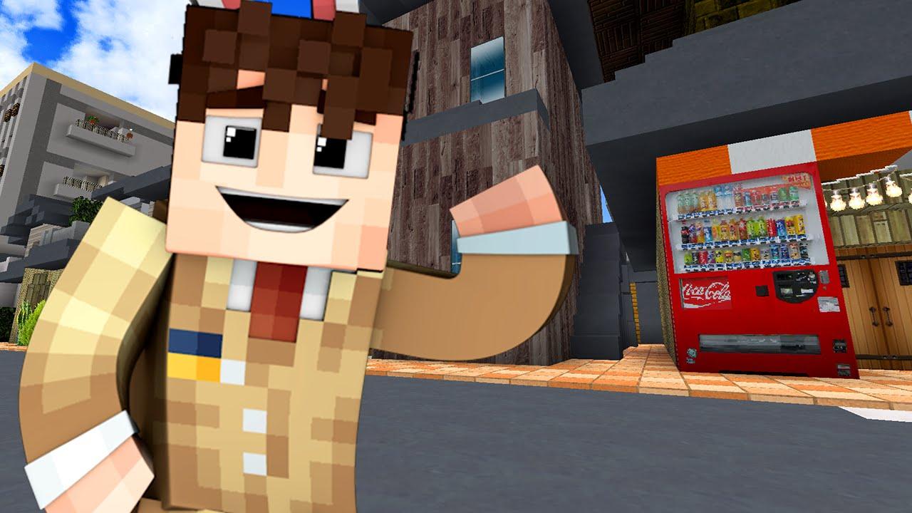 Yandere High School - THE SHADY MAN! (Minecraft Roleplay) #19 ...