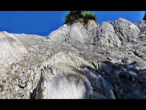 Poteca tematică Muntele de Sare PRAID - Salt Canyon Trail (Harghita County, Romania)