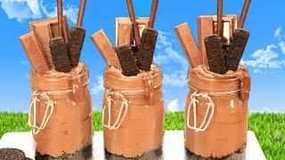 Nutella Oreo Cheesecake Recipe! No Bake Baking With My Cupcake Addiction