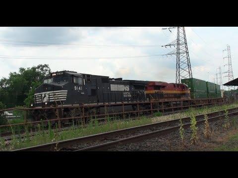 Railfanning at Bound Brook(7/12/17 & 7/17/17)