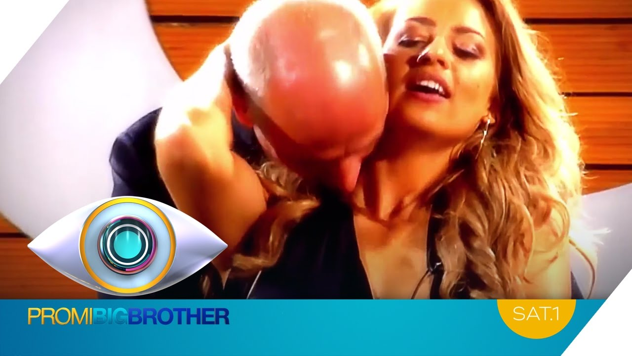 Jessica Paszka Sexy Moves Promi Big Brother Sat1 Youtube