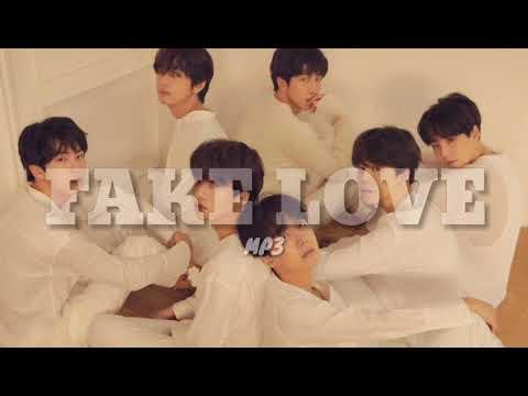 BTS - Fake Love - MP3