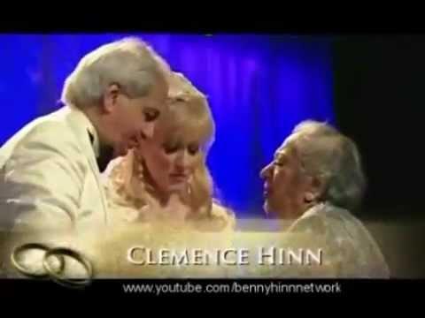 Benny Hinns Mother Prays For Benny Hinn