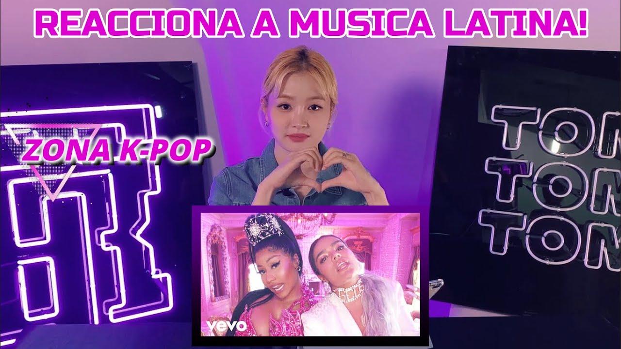 IDOL DE K-POP REACCIONA A MÚSICA LATINA POR PRIMERA VEZ! Y AHORA AMA LATINOAMERICA!💘