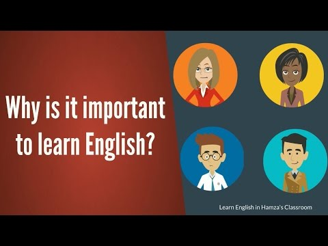 learning english is essential in todays Our essential guide to what you will learn on an english language course, what  you should study to get your place on a degree, and what jobs.