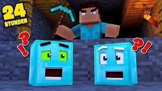 24 STUNDEN als DIAMANTEN LEBEN?! - Minecraft [Deutsch/HD]