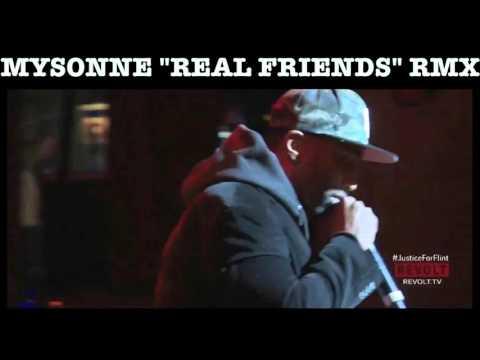 """MYSONNE - Real Friends """"Remix"""""""