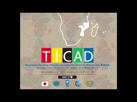 Copy of TICAD MOZAMBIQUE 2017 - 24/08/2017
