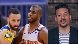 Matt Barnes: The Steph vs. CP3 rivalry is 'a beautiful thing to watch' and we'll miss it | The Jump