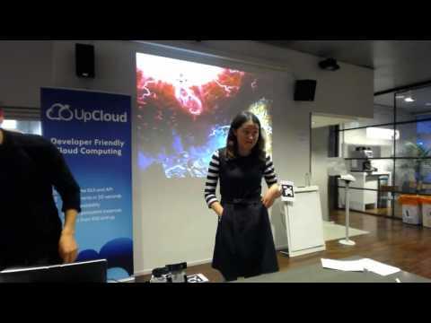 AEC Hackathon 2.7 Helsinki Team presentations part 2