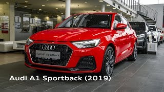 Audi A1 Sportback 30 TFSI advanced (2019)