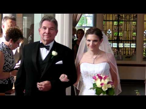 Jenna Bell (Pagel) Wedding - Bride Processional