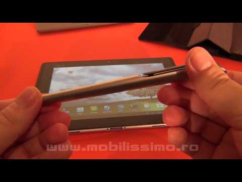 Asus Padfone video review in limba romana - Mobilissimo.ro