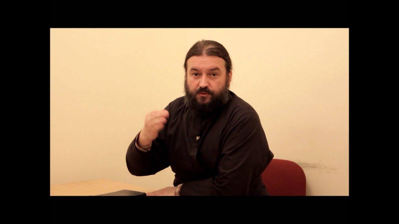 Протоиерей Андрей Ткачёв. Как подготовиться к исповеди