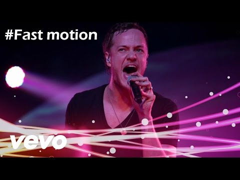 Imagine Dragons - Demons #Fast motion