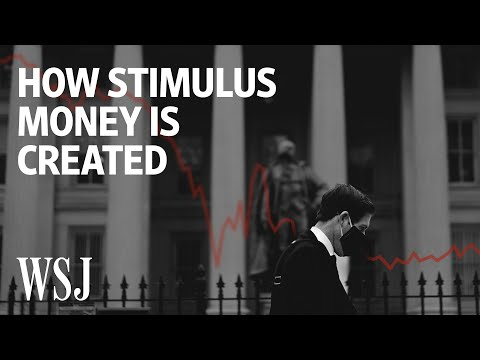 How the Government Creates Stimulus Money | WSJ