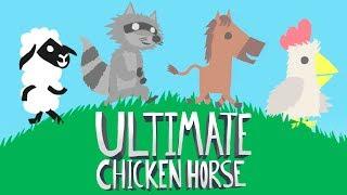 🎵 МУЗЫКАЛЬНЫЕ ЖИВОТНЫЕ ЮТУБА - ULTIMATE CHICKEN HORSE