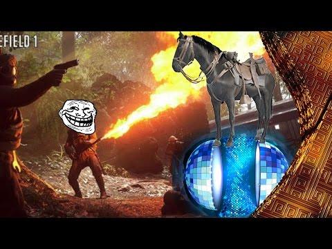 BF1 - FlameThrower - Delire Online - Gameplay Beta