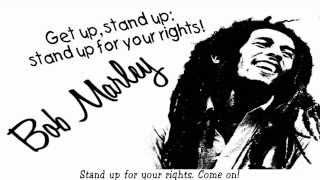 Get Up, Stand Up Lyrics