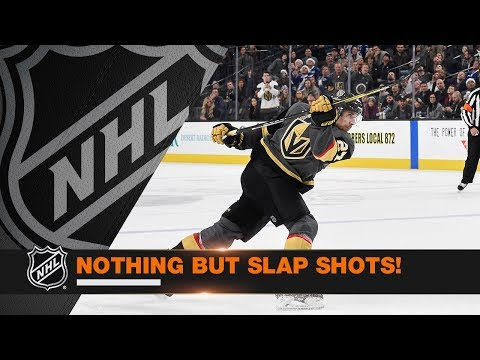 The Best Slap Shot Goals from Week 11