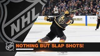 The Best Slap Shot Goals from Week 11