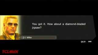 Diamond Bladed Jigsaw huh.. (MGSPW)