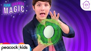 Magical Egg Trick | Kids Magic at Home | JUNK DRAWER MAGIC #stayhome #withme