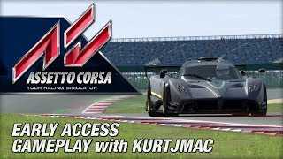 Assetto Corsa - Early Access Gameplay