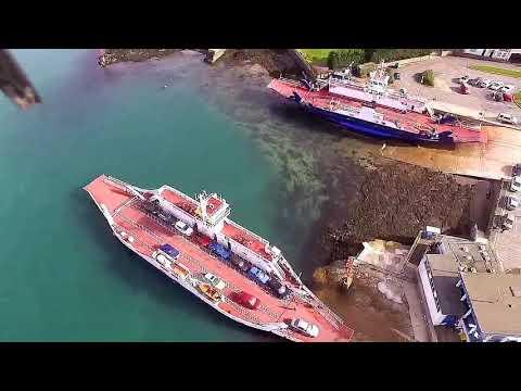 Scenic Views Ireland | Strangford Lough/Strangford Lough Ferry Summer 2017