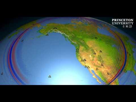 Magnitude 5.6 Quake, VANCOUVER ISLAND, CANADA REGION