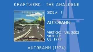 Kraftwerk - Autobahn (1974) Vinyl LP, US
