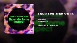 Show Me Some Respect (Club Mix)