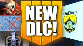 NEW BLACK OPS 4 DLC TEASERS! New MP Map, Blackout Map Changes, Operations & Much More! (New Update)