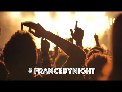 Enjoy Côte d'Azur & Paris region day and night #Francebynight